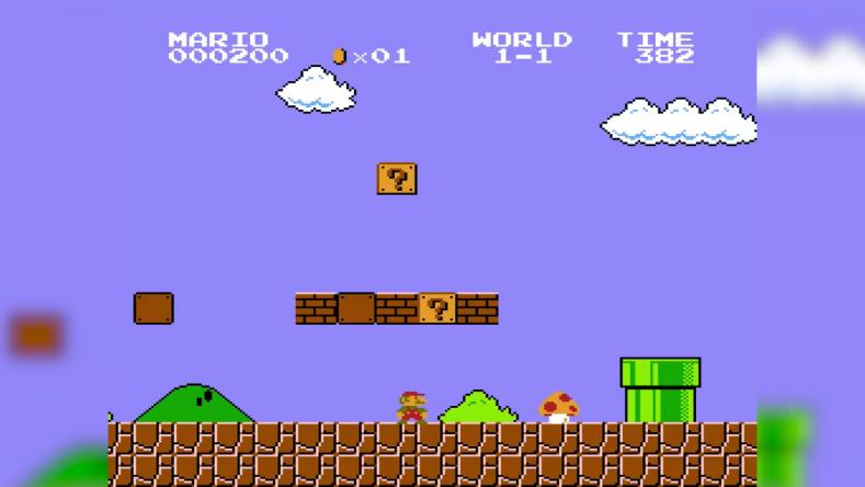 Mark Brown - Super Mario 3D World 28