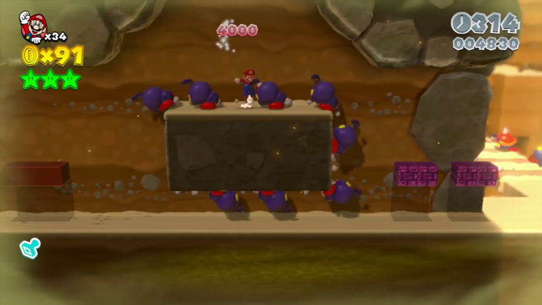 Mark Brown - Super Mario 3D World 6