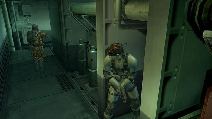 متال گیر سالید ۲ Metal Gear Solid 2