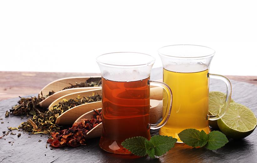 چای سبز یا چای سیاه
