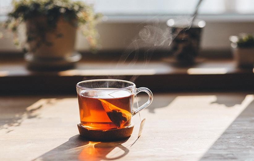 چای سبز و چای سیاه