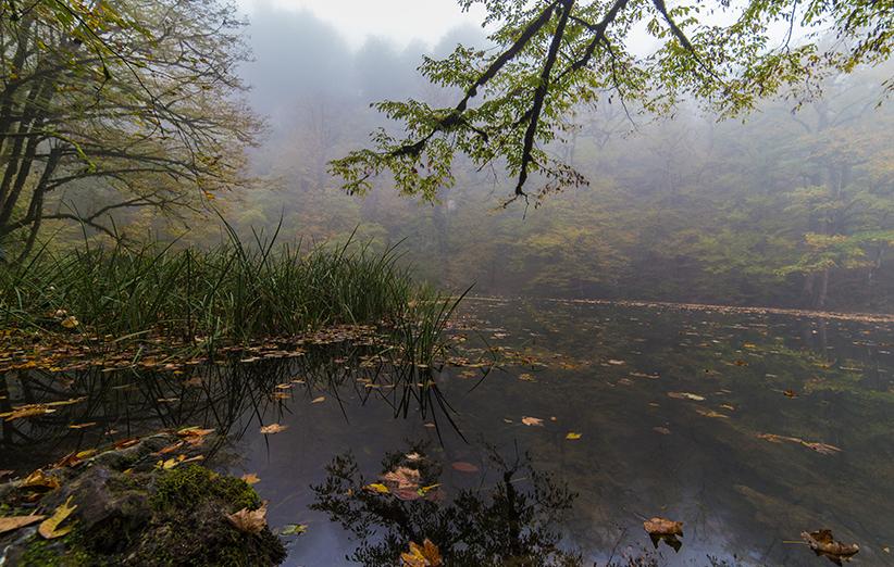 سفر به دریاچه فراخین