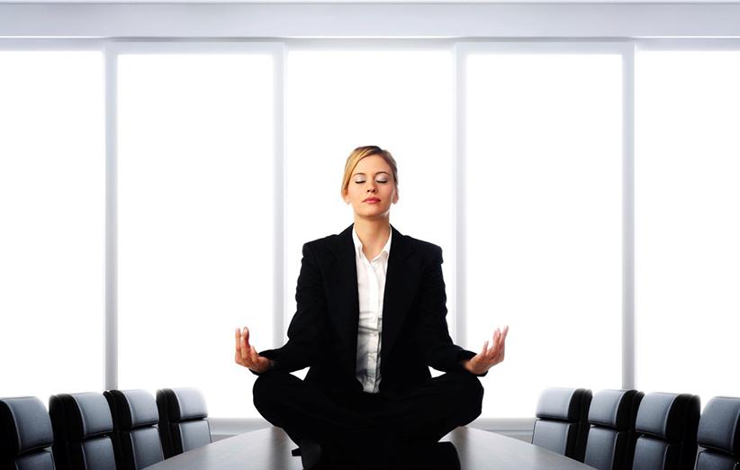 ذهن آگاهی و رهایی از استرس