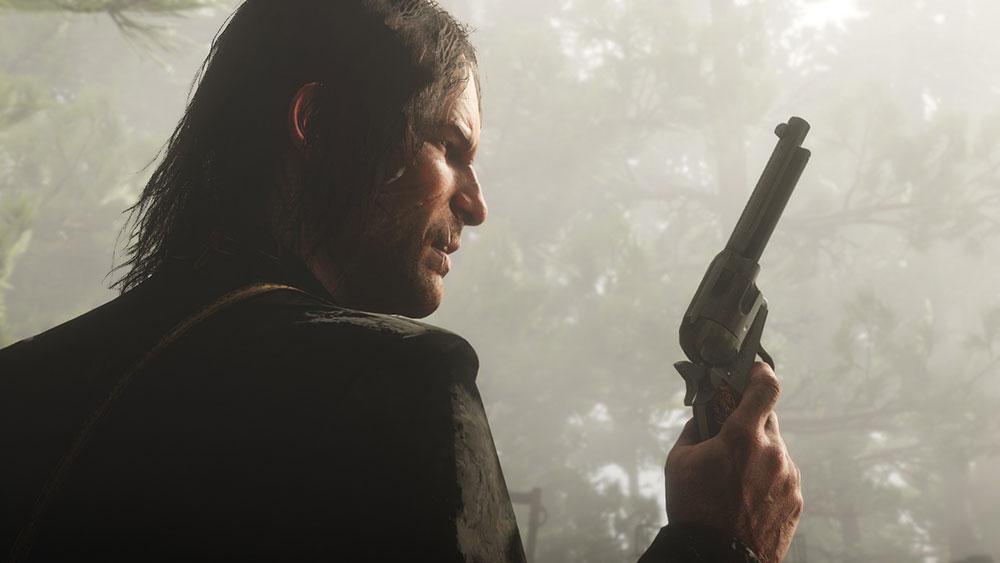 خلاصه داستان بازی Red Dead Redemption