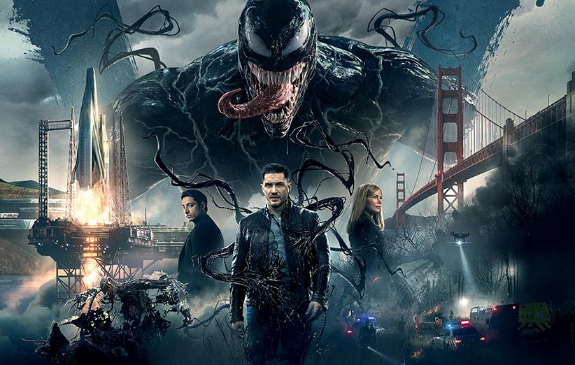venom - «ونوم» موردانتظارترین فیلم پاییز امسال است