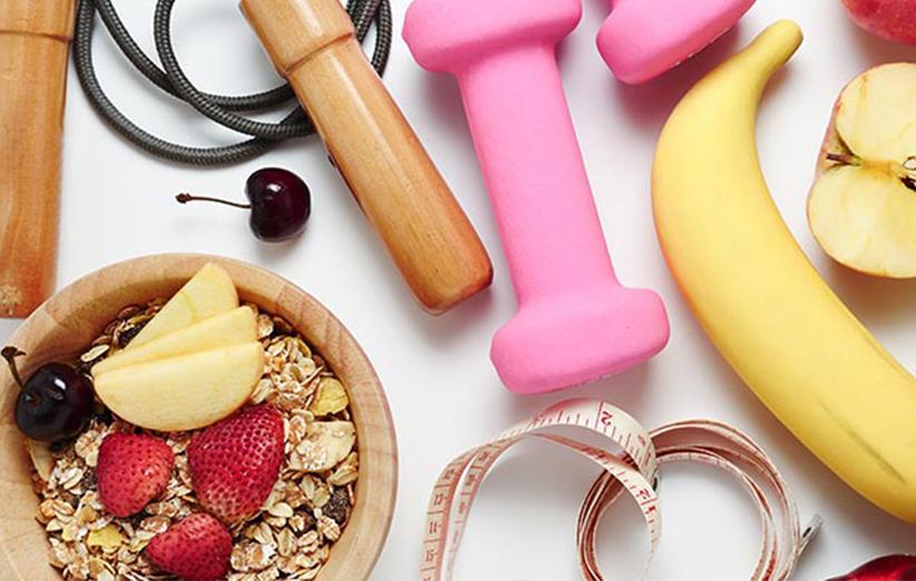 قبل از ورزش چه بخوریم