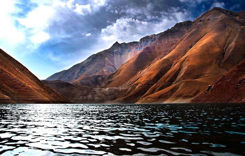 دریاچه تار و هویر کجاست؟
