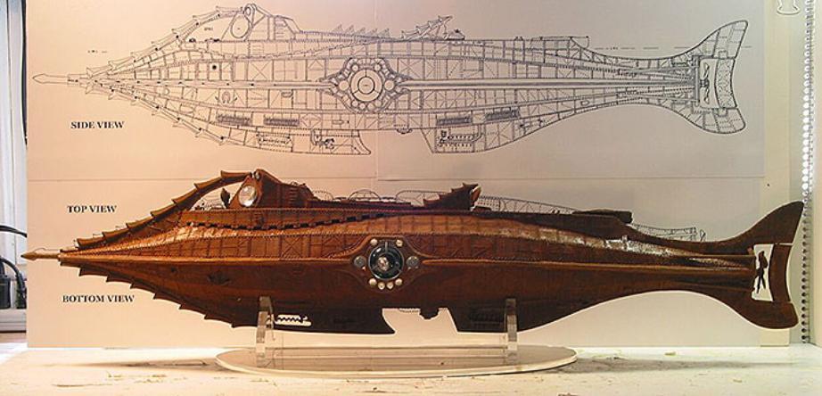 9 - Nautiuls Model