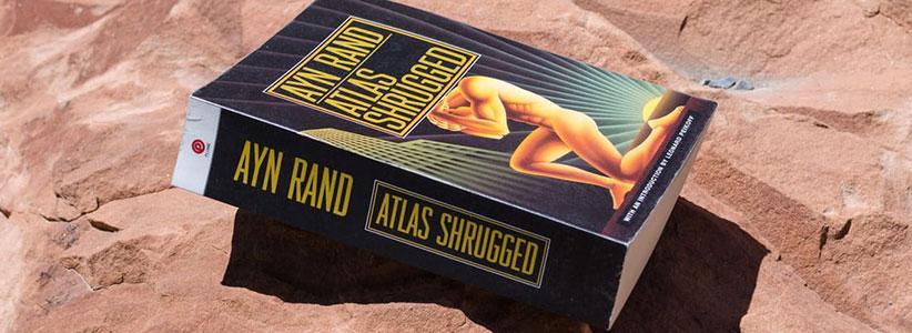 کتاب Atlas Shrugged