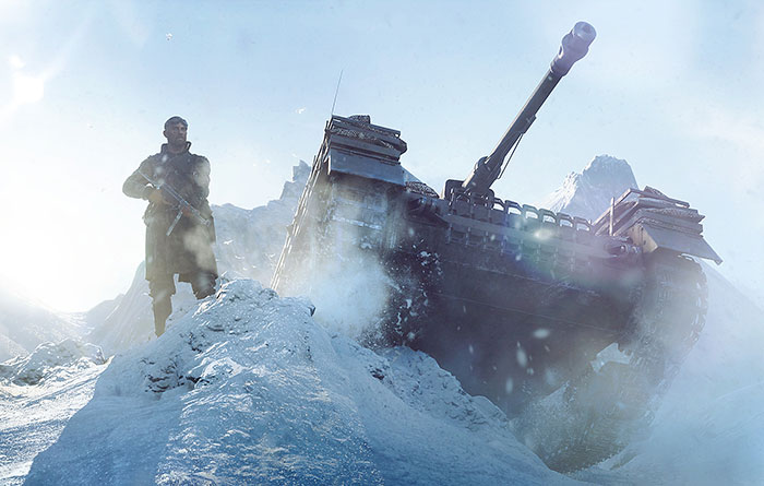 فروش بازی Battlefield V