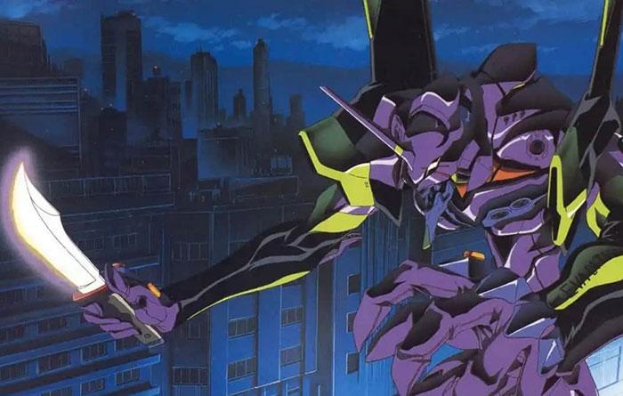 انیمه Neon Genesis Evangelion