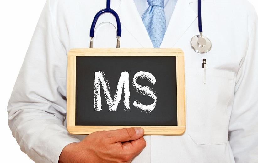 علائم MS