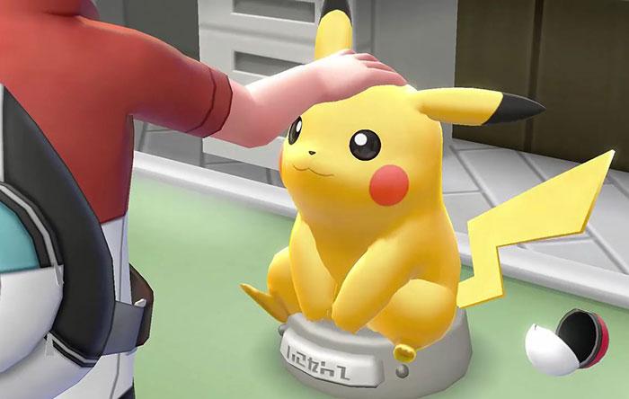 بازی Pokemon Let's Go