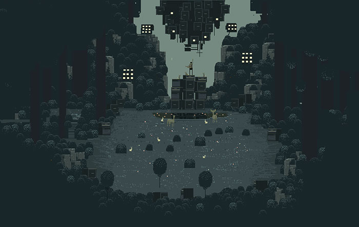 بازی Sword & Sworcery