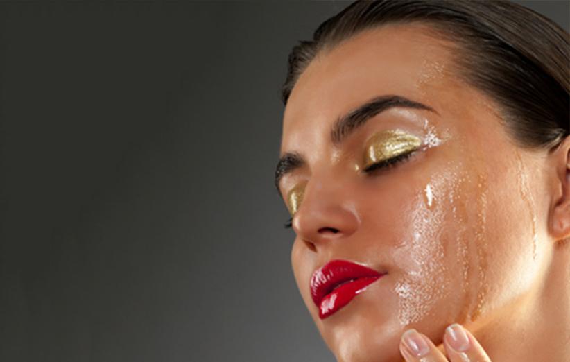 روغن زیتون برای پاک کردن آرایش