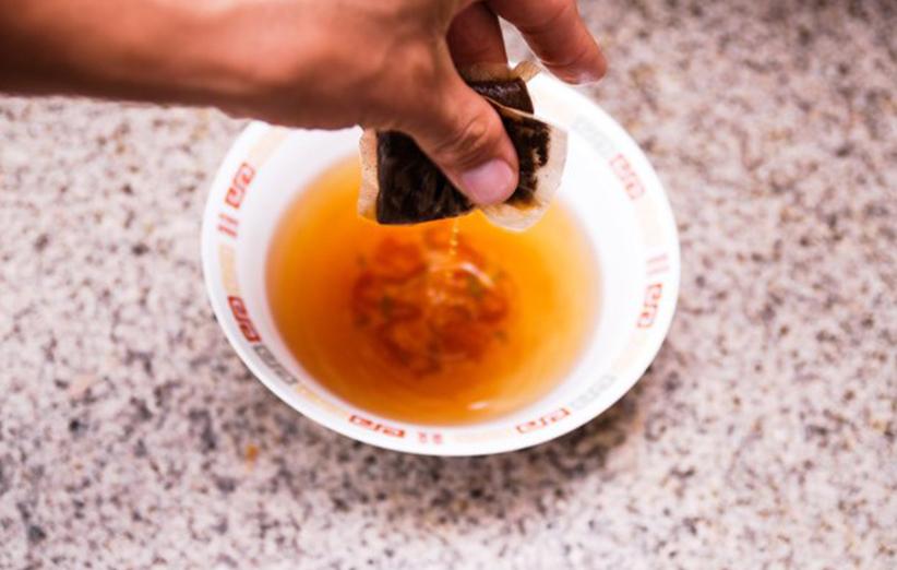 چای کیسه ای برای مراقبت چشم