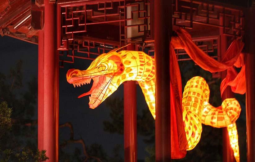 شب یلدا در چین