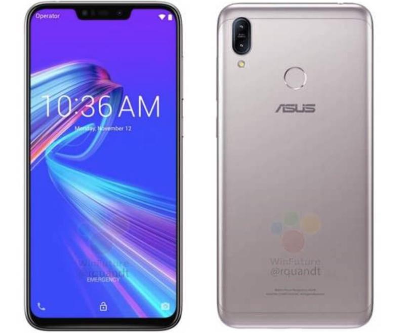 تصاویر و اطلاعات دو گوشی ایسوس Zenfone Max M2 و Pro M2 لو رفت
