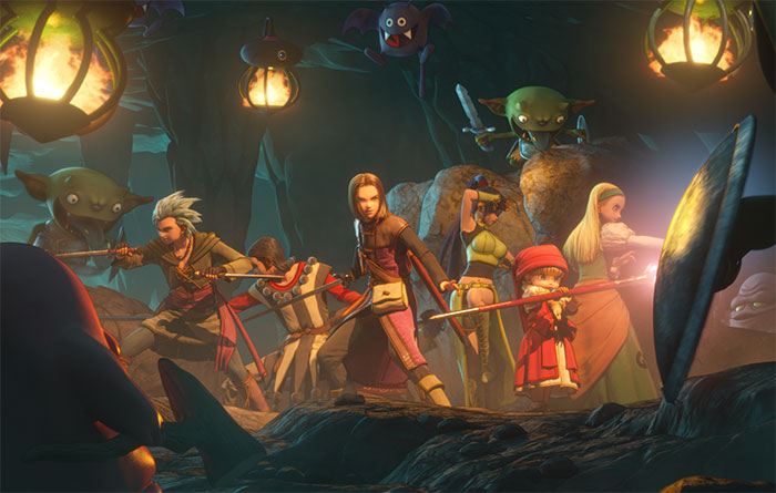 بازی Dragon Quest XI