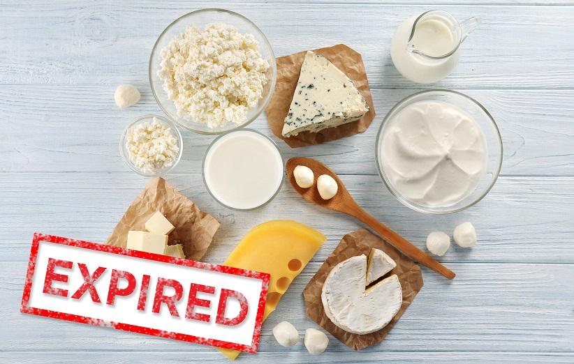 تاریخ انقضای پنیر