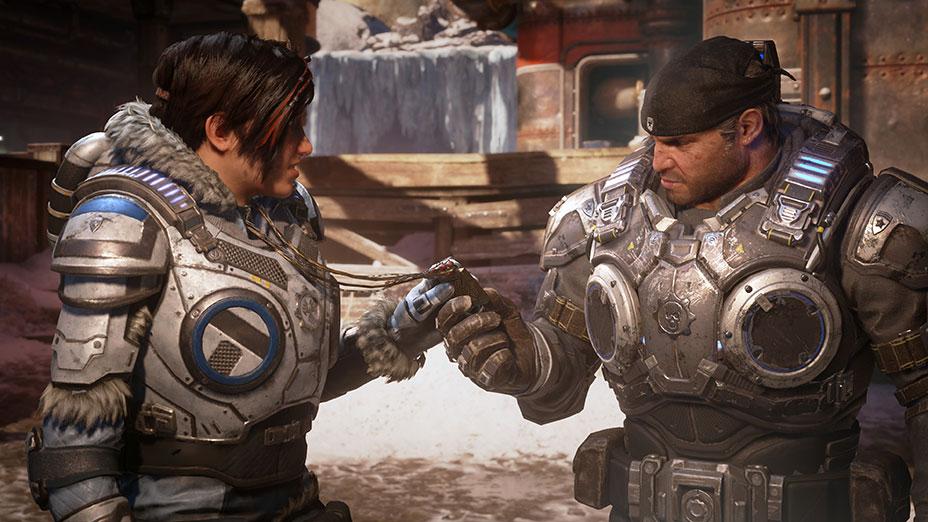 بازی Gears of War 5