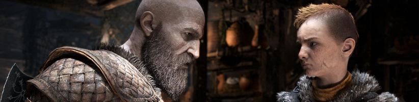 بازی God of War بهترین بازی سال