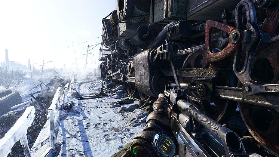 بازی Metro: Exodus