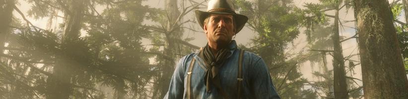 بازی Red Dead Redemption 2 بهترین بازیگر