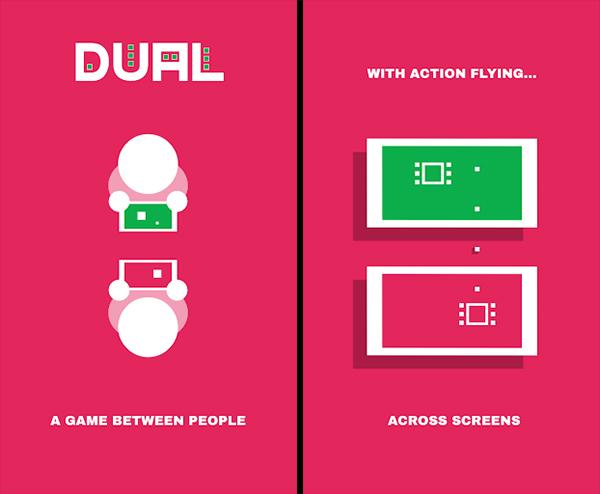 بازی Dual!