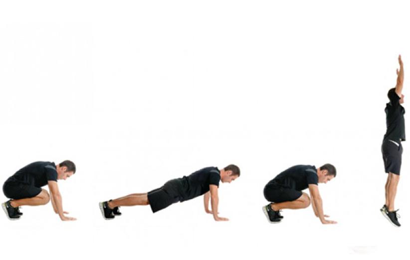 10 حرکت ورزشی ساده