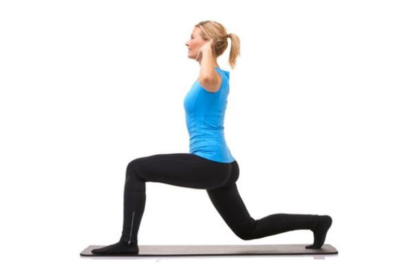 حرکت ورزشی لانگ