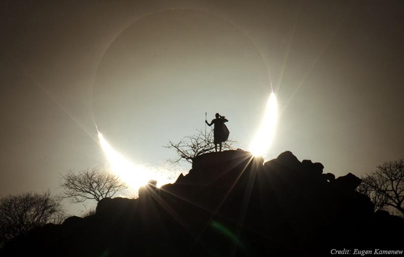خورشید گرفتگی