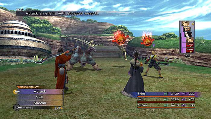 بازی Final Fantasy X HD Remaster