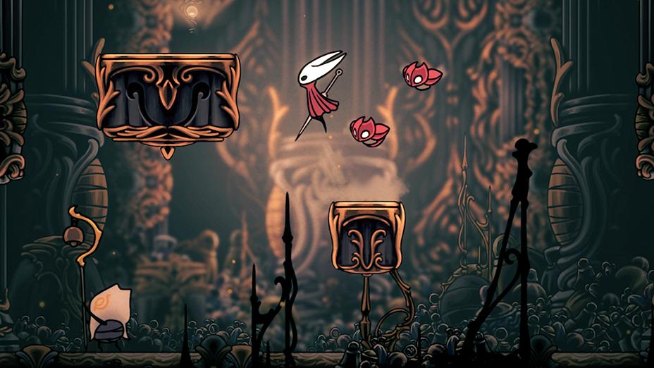 بازی Hollow Knight Silksong