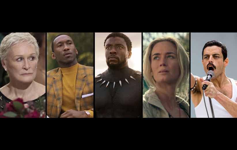 بهترین بازیگران سال 2018