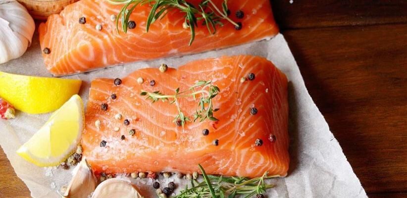 ماهی سالمون