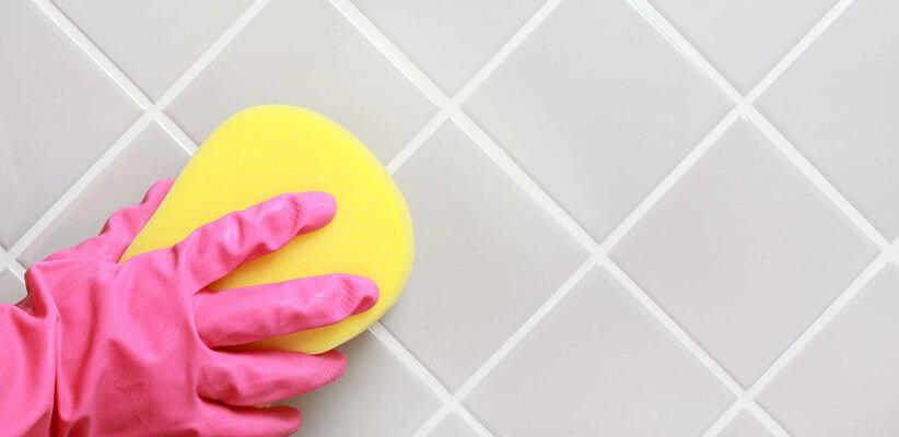 تمیز کردن سطوح با جوش شیرین