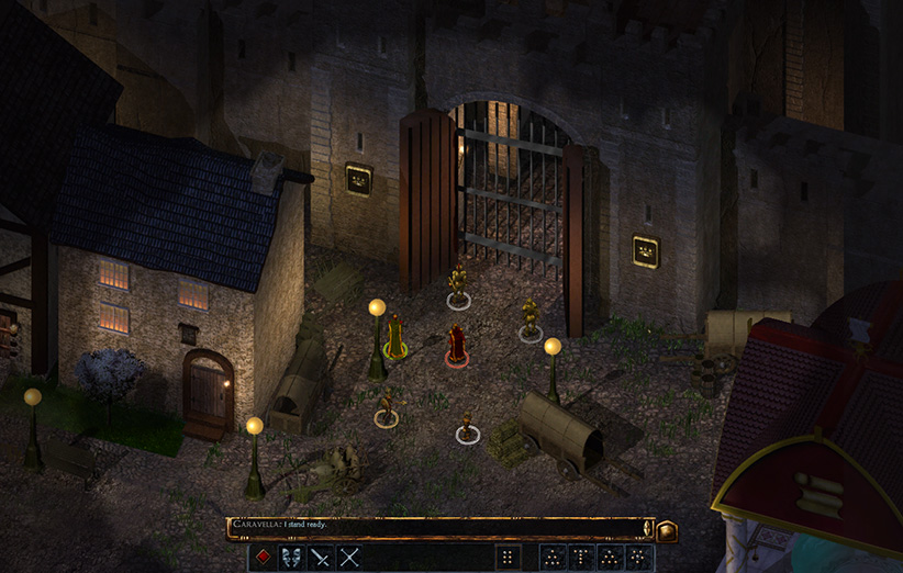بازی Baldur's Gate