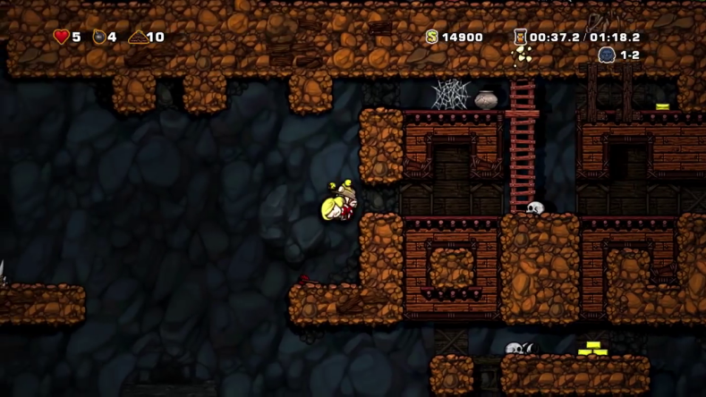 Mark Brown - Spelunky 1