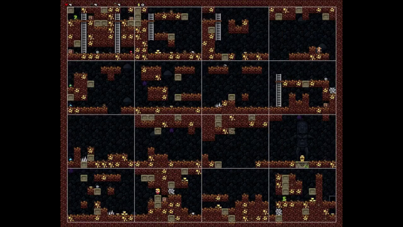 Mark Brown - Spelunky 3