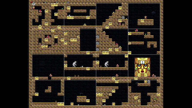 Mark Brown - Spelunky 4