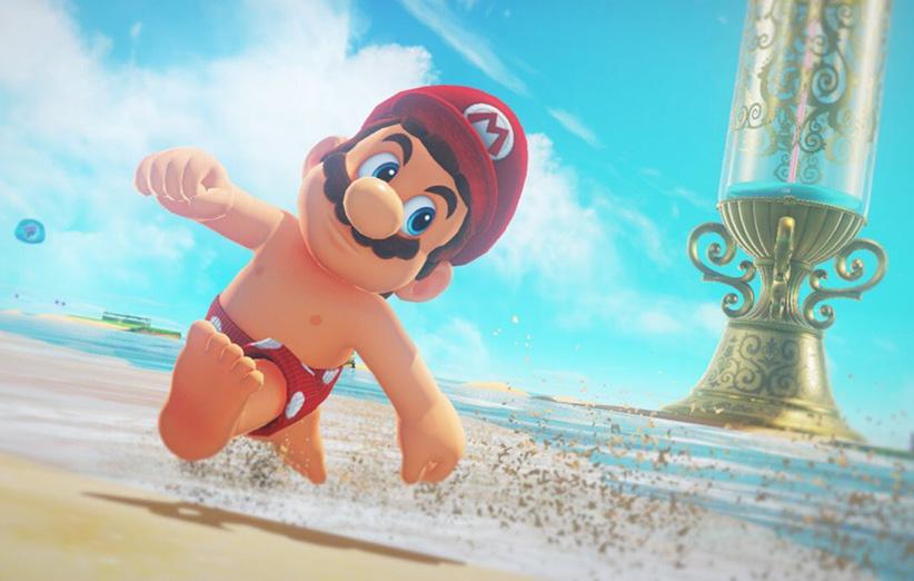 بازی Super Mario Odyssey