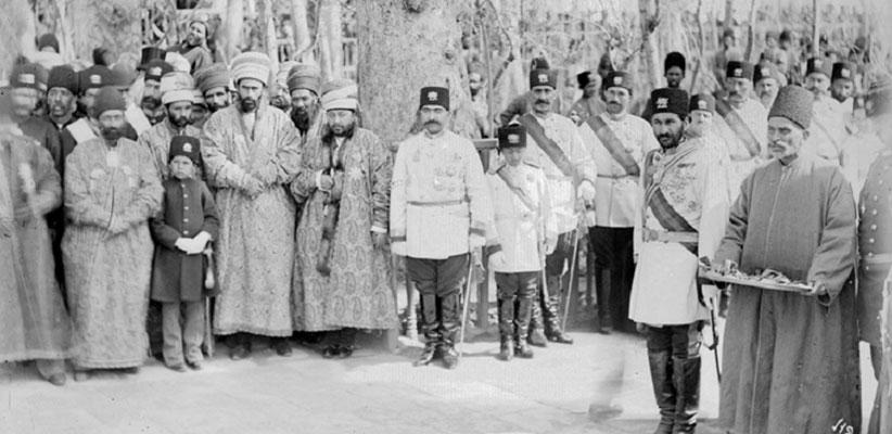 جشن نوروز در ایران باستان