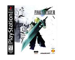 بازی Final Fantasy VII PS1
