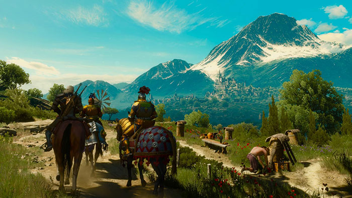 بازی The Witcher 3