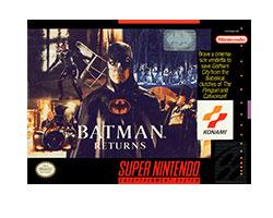 بازی Batman Returns