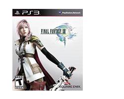 Lightning بازی Final Fantasy XIII