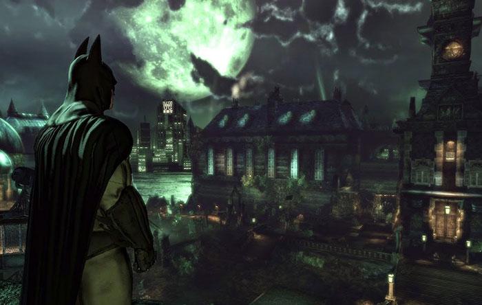 بازی Batman: Arkham Asylum