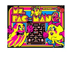 بازی Ms Pacman
