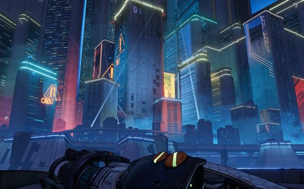 محیط های بازی Borderlands 3